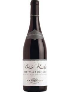 Crozes Hermitage Petite Ruche Chapoutier rood 2016-17 75cl