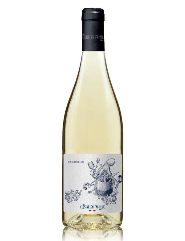 Les Bras m en Tombent Vin de France blanc Nature 2019 75cl