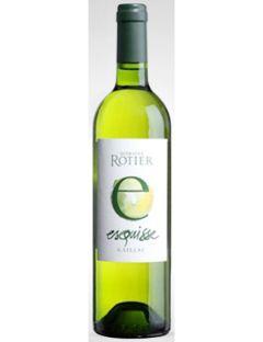 Domaine Rotier Esquisse Blanc Gaillac 2019 75cl