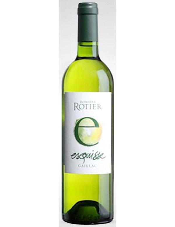 Domaine Rotier Esquisse Blanc Gaillac 2020 75cl