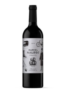 Marcel Malbec rood 2017-18 75cl