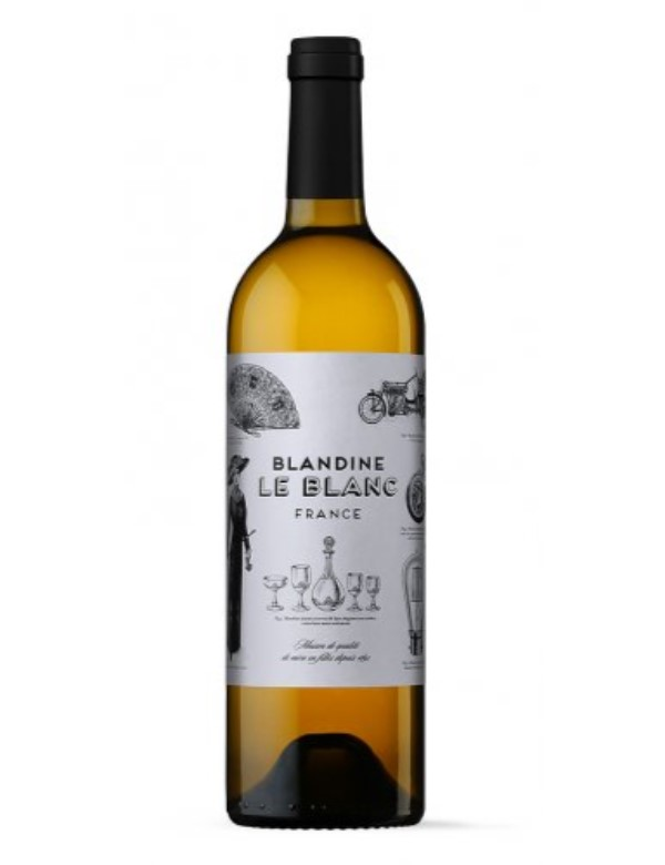 Blandine Le Blanc Gascogne 2019 75cl