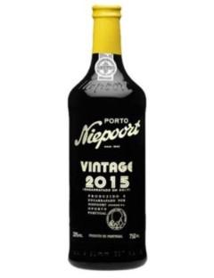 Niepoort Vintage 2015 75cl 19.5%
