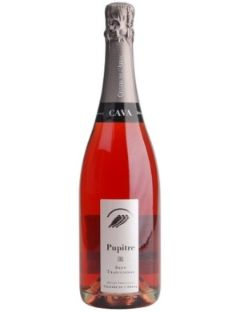 Pupitre Cava Brut Rose 75 cl