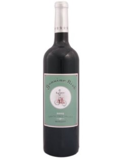 Genuine Risk Red Bordeaux Blend 2014 Santa Ynez California